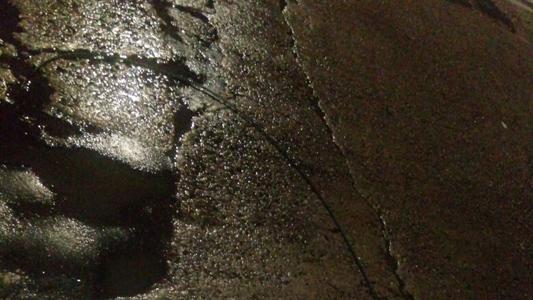 Un cable caído tuvo en vilo a los vecinos varias horas
