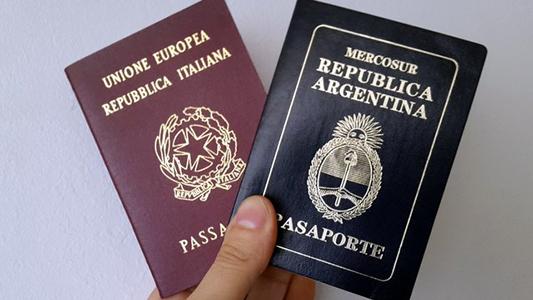 ciudadanía italiana