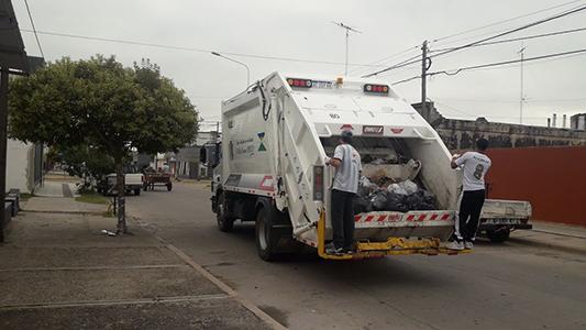 Por renovación de máquinas, modifican el recorrido de recolección de residuos