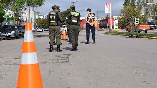 Tránsito: Se vienen 3 meses de cortes y desvíos vigilados por Gendarmería