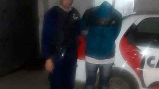 Detenido por violencia de genero denuncia por amenazas