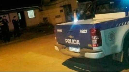 Femicidio en Oliva