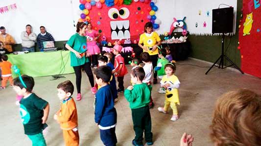 festejo aniversario centro promocion familiar ninina tais barrio san nicolas