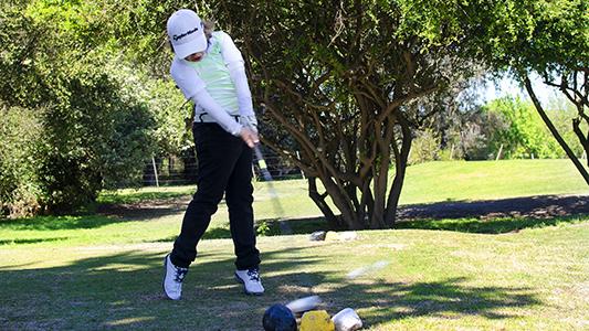 La ciudad recibe a jóvenes jugadores de Golf de gran nivel