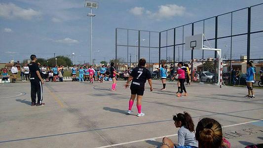 Este finde comienza el torneo de la Liga de handball femenino