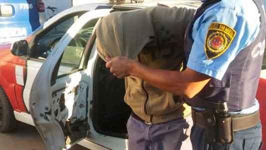 Homicida de Río Cuarto detenido en Villa María