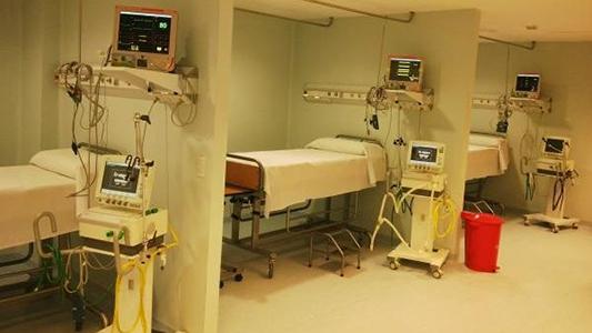 Suman nuevas camas en el Pasteur para atender infecciones respiratorias en niños