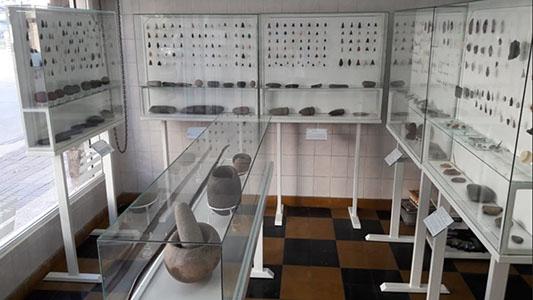 Coleccionaba piezas arqueológicas y decidió abrir su propio museo en Villa María