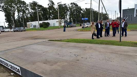 Telefonía celular: instalan una antena 4G en el Parque Industrial