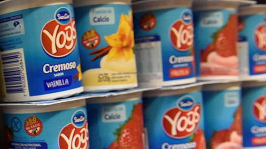Otra vez: prohíben consumir una línea de yogures