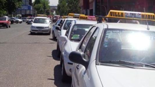 Paran los taxis contra el aumento del GNC y por menos impuestos