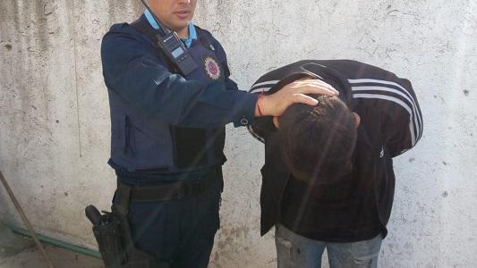 Adolescente estaba usurpando sede gremial abandonada y lo metieron preso