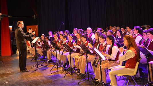 Bell Ville: la Banda Municipal de Música festeja sus 80 años con conciertos gratuitos