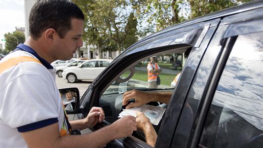 Bel Ville: en un mes aumentó un 61,9% el secuestro de vehículos por infracciones