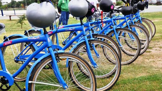 La UNVM entregará bicicletas en préstamo a sus estudiantes