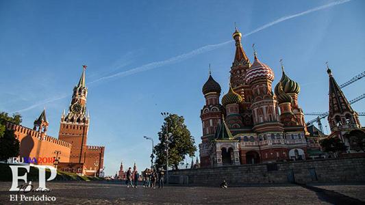 Las mejores fotos de Moscú tomadas por un villamariense
