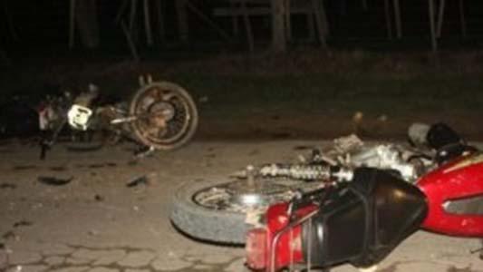 Jóvenes de Tío Pujio y La Playosa involucrados en accidentes: uno grave