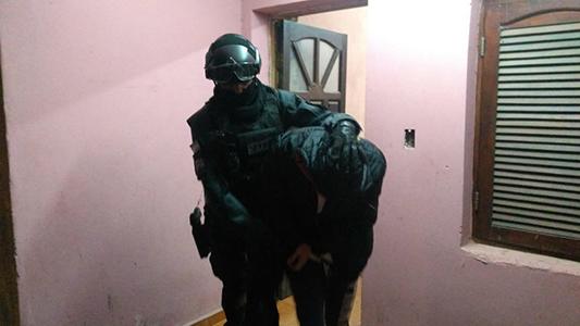 Ballesteros: detienen a una familia que comandaba una banda narco