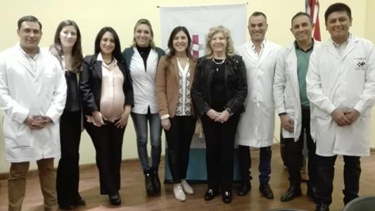 Egresaron nuevos médicos Residentes del Hospital Pasteur
