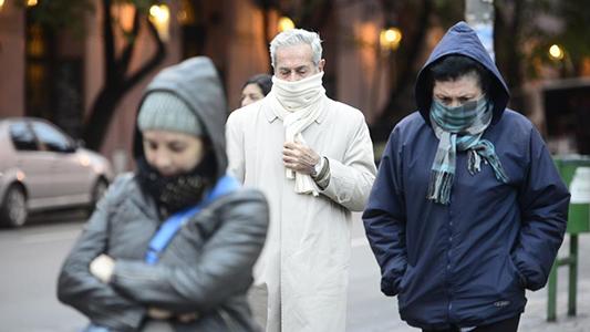 A preparar el abrigo: Semana con mínimas de 3 grados