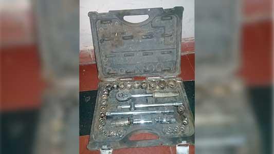 Recuperan elementos robados en allanamientos de la región