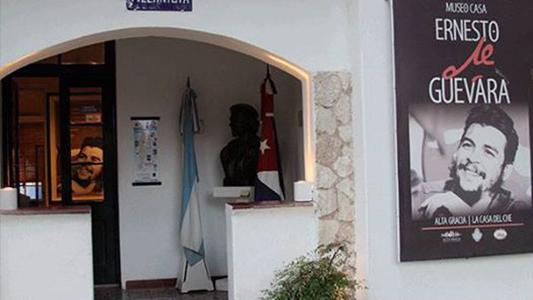 El Che cumpliría 90 años y Alta Gracia lo celebra