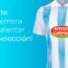 Vamos que podemos Argentina! Participá del sorteo por otra remera de la Selección