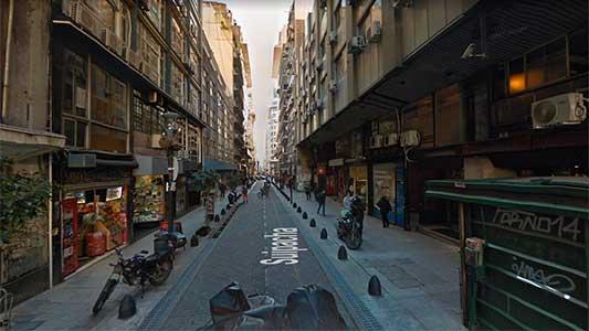 Villamarienses estafados al alquilar un departamento en Buenos Aires
