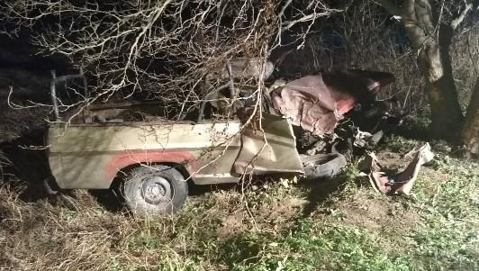 Despiste fatal en Villa Nueva: falleció al perder el control sobre ruta 4