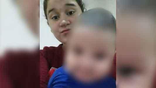 Encontraron a la joven mamá de Oncativo que había desaparecido con bebé de 7 meses