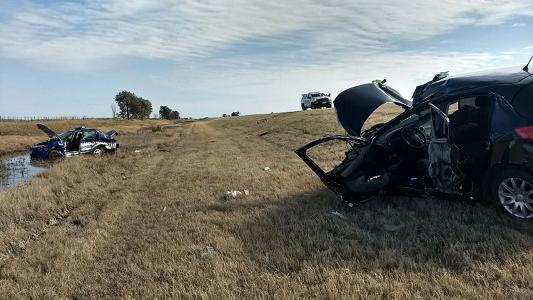 Autopista fatal: Investigan si el control policial estaba correctamente ubicado
