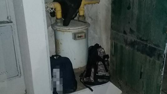 Fueron a pedir comida y le robaron a quienes los habían ayudado: 2 detenidos