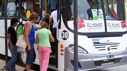 ¿Aumenta el boleto? Por los costos, piden que el transporte urbano sea más caro