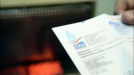 """¿La factura de gas te vino con """"lectura estimativa""""? Como hacer el reclamo:"""