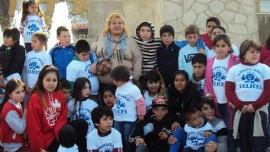 El comedor Caritas Felices es seleccionado para cumplir su sueño en el programa de Tinelli