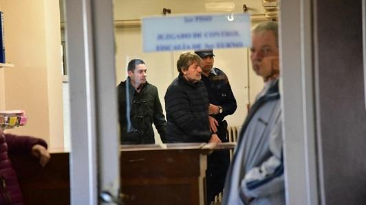 Brandolín seguirá preso: Jueza rechazó pedido de excarcelación del gremialista