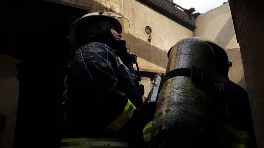 Agradecidos con heroica acción de jóvenes que salvaron de las llamas a sus vecinos