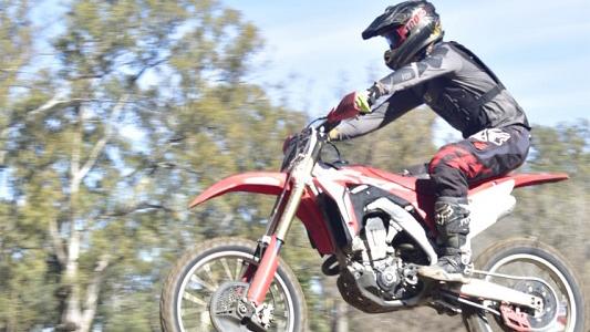 Parque motorizado: Otro jornada para el ruido y la adrenalina en Villa Nueva