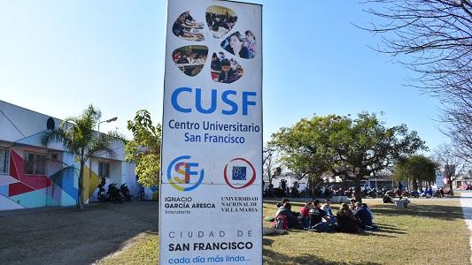 UNVM: Aseguran presupuesto para dos carreras en San Francisco