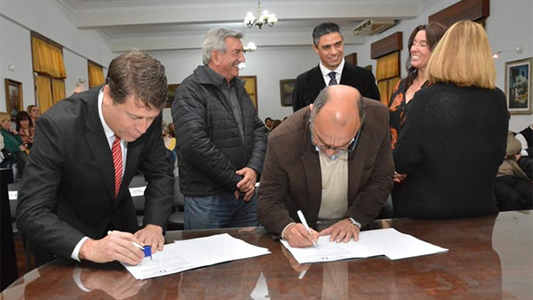Instituciones y autoridades trabajarán juntos por el medio ambiente