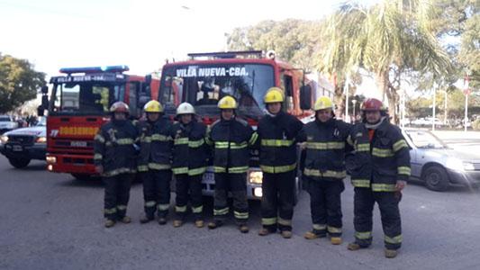 """Villa Nueva: bomberos se suman al """"sirenazo"""" para reclamar por fondos"""