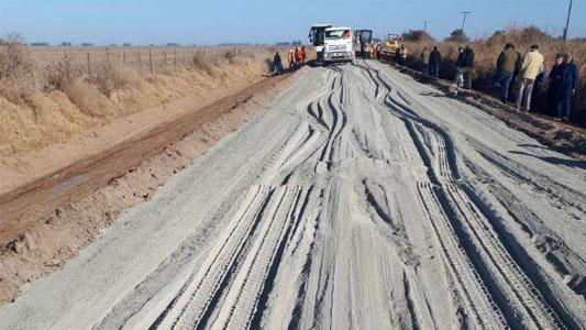 Agropecuarios podrán presentar proyectos para pavimentar los caminos rurales