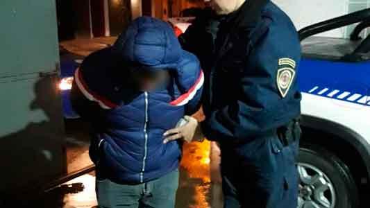 """Detenido por botón antipánico: Dijo que su expareja lo llama """"todas las noches"""""""