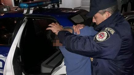 Por los detenidos en el Ameghino, encontraron un celular robado en una heladería