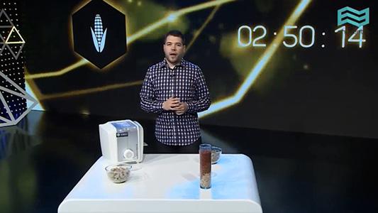 Docente de la UNVM finalista de un certamen de TV sobre alimentos