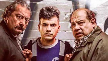 """""""El Sapo"""" y """"Borges"""" se ven las caras en Villa María: Llegan los actores de El Marginal 2"""