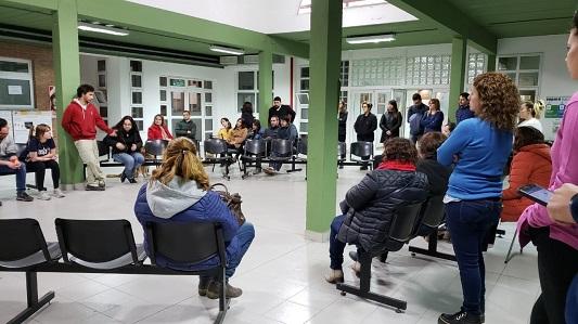 Estudiantes extienden la toma a edificios administrativos de la UNVM: empleados desalojan el lugar