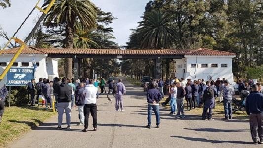 Confirman 42 despidos en la Fábrica de Pólvoras de Villa María