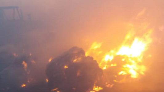 Precaución: 4 días de riesgo de incendio extremo en la Provincia