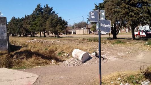 Chico de 9 años perdió un pie en La Calera: se lo pisó el tren